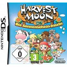 Harvest Moon DS: Die Sonnenschein-Inseln [Importación alemana]
