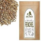 EDEL KRAUT | BIO Fenchel ganz - Premium FENCHELTEE - organic fennel bitter 500g