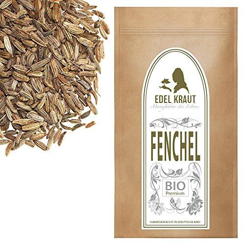 EDEL KRAUT   BIO Fenchel ganz - Premium FENCHELTEE organic fennel bitter 1000g