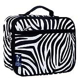 Wildkin Zebra Lunch Box