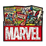 Marvel Comics - Mausmatte Mauspad - Avengers Comics