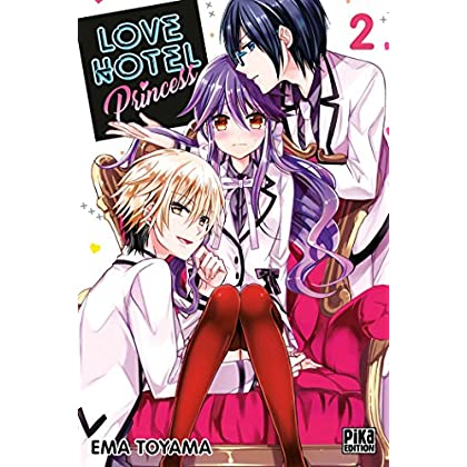 Love Hotel Princess T02