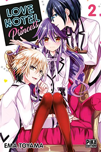 Love Hotel Princess T02