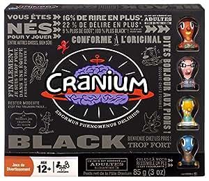 Hasbro - 16509 - Jeu de Plateau - Cranium - Black