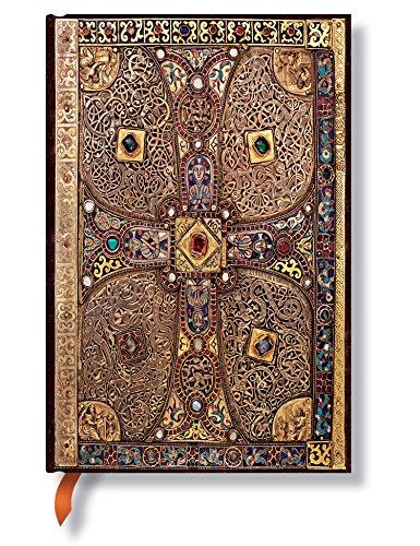 Lindau Evangelien - Notizbuch Mini Liniert - Paperblanks