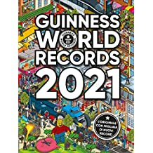 Guinness World Records 2021. Edizione italiana