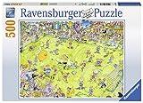 Ravensburger Erwachsenenpuzzle 14786 Beim Fußballspiel