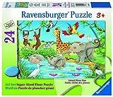 Ravensburger Waterhole Fun Super Sized Floor Jigsaw Puzzle (24 Piece)