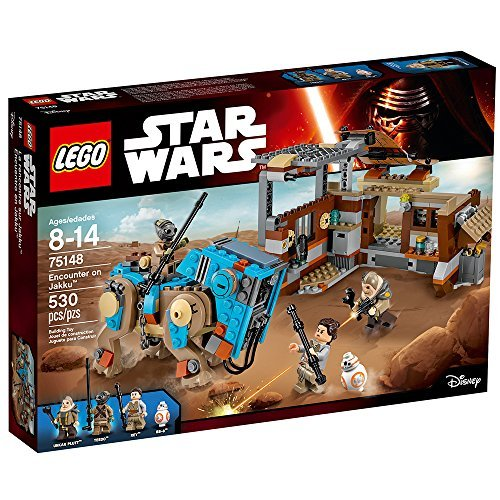 LEGO Star Wars Encounter on Jakku 75148 by LEGO