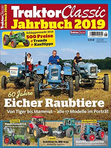 Traktoren Jahrbuch 2019: Traktor Classic Special 13