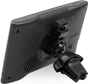 Gps Halterung Apps2car Lüftungsschlitz Halterung Mit Verstellbarer Drehhalterung Kompatibel Mit Garmin Nuvi Serie 3 5 Bis 6 Zoll Gps Navigation