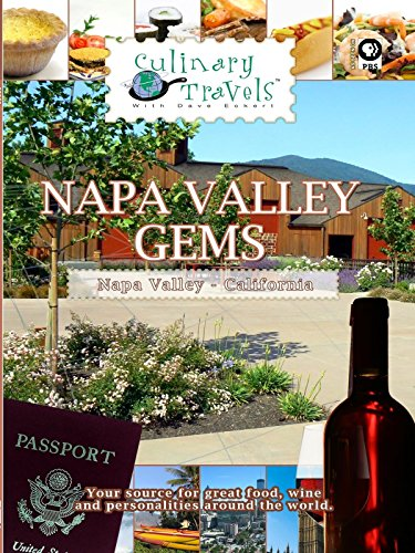 Culinary Travels - Napa Valley Gems-Cakebread Cellars, Cuvaison, Franciscan Oakville Estate [OV]
