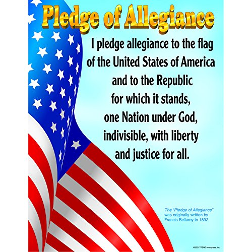 chart-pledge-of-allegiance-gr-k-3