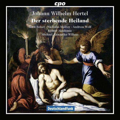 Hertel J.W.: Der Sterbende Heiland