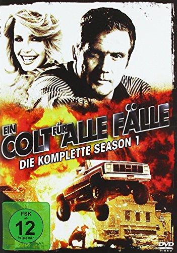 Ein Colt für alle Fälle - Die komplette Season 1 [6 DVDs] Serie Fall