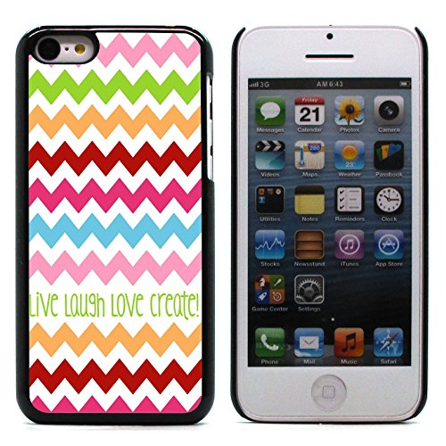 Graphic4You PLAID Muster Harte Hülle Case Tasche Schutzhülle für Apple iPhone 5C Design #6