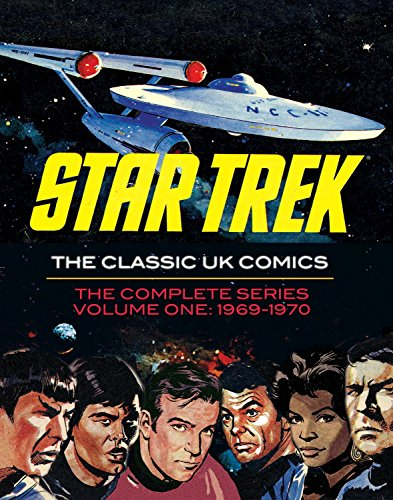 Star Trek: The Classic UK Comics Volume 1