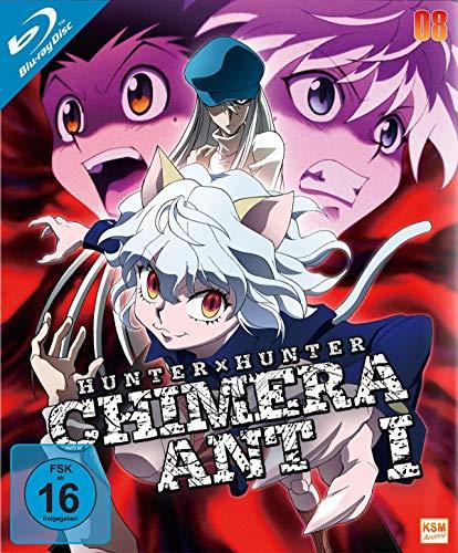 HUNTERxHUNTER - Volume 8: Episode 76-88 [Blu-ray]