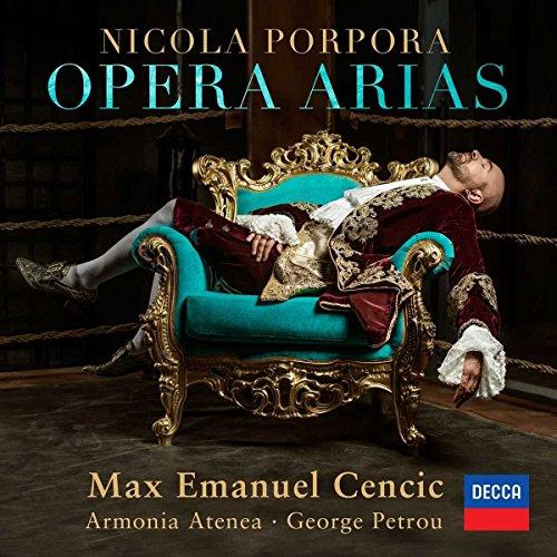 Porpora: Opéra Arias