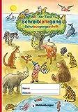ABC der Tiere – Schreiblehrgang SAS in Sammelmappe · Neubearbeitung: Schulausgangsschrift (ABC der Tiere - Neubearbeitung)