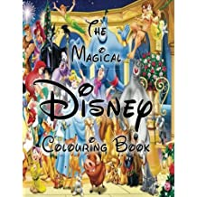 The Magical Disney Colouring Book