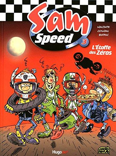 Sam Speed tome 3 L'étoffe des zéros (3)