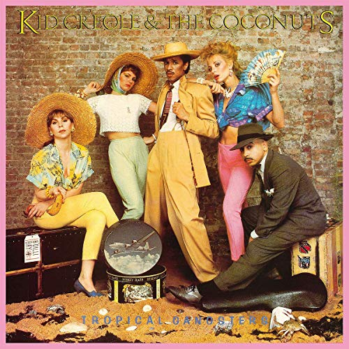 Tropical Gangsters (album) by Kid Creole and The Coconuts