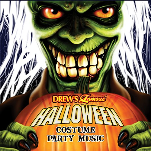 Drew's Famous Halloween Costume Party Music