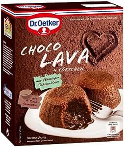 Dr. Oetker Choco Lava, 3er Pack (3 x 295 g)