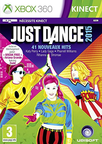 Just Dance 2015 (Dance Kinect Just 360)