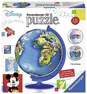 Ravensburger Italy-Disney Classics Globo 3D puzzleball, 12343