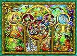 Ravensburger The Best Disney Themes 1000pc Jigsaw Puzzle