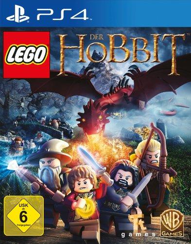 LEGO Der Hobbit - [PlayStation 4] (Der Playstation Hobbit 4)