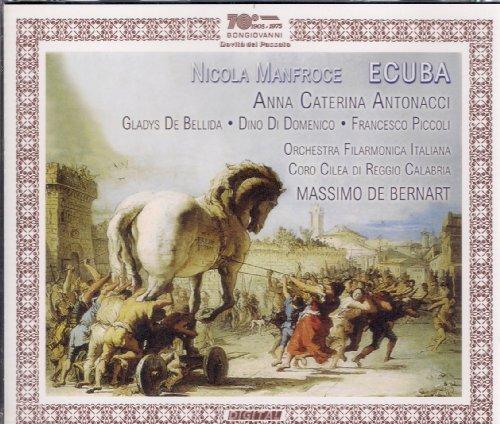 Manfroce : Ecuba