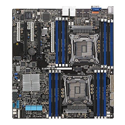 ASUS Z10PE-D16 (ASMB8-iKVM Down, Dual GbE) 2xLGA2011-3 EEB