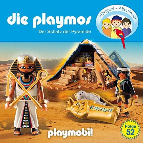 Die Playmos (52) Der Schatz der Pyramide - floff publishing 2016