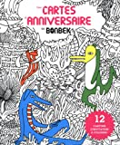Telecharger Livres Les cartes d anniversaire de Bonbek Zanimoloriage (PDF,EPUB,MOBI) gratuits en Francaise