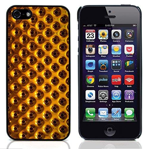 Graphic4You RED STRIPES Muster Harte Hülle Case Tasche Schutzhülle für Apple iPhone 5 und 5S Design #9