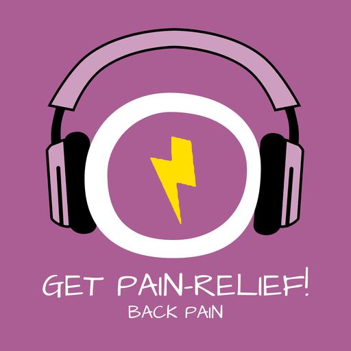 Get Pain Relief! Rückenschmerzen lindern mit Hypnose -