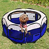 Pet Folding Playpen Smalls Review and Comparison