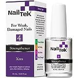 Nail Tek Treatments Xtra 4, For Weak, Damaged Nails