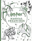 Harry Potter Magical Creatures: Colouring Book