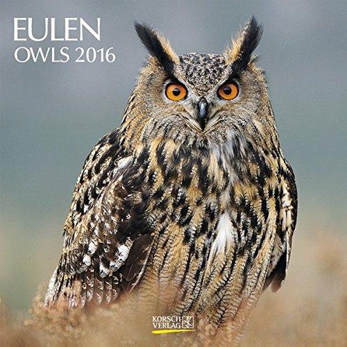Eulen 2016: Broschürenkalender mit Ferienterminen