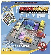 Ravensburger Gioco di Logica Rush Hour, 76302, Multicolore [Versione Francese]
