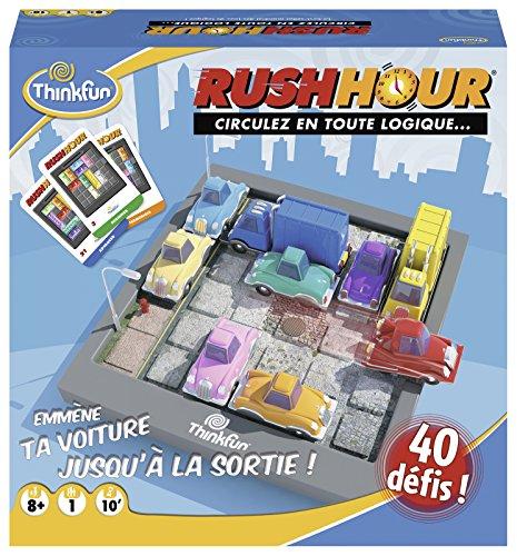 Ravensburger Jeu de logique-Rush Hour, 76302, Multicolo