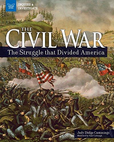 The Civil War: The Struggle that Divided America (Inquire & Investigate) Epub Descargar