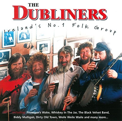 Preisvergleich Produktbild Dubliners - Ireland's No. 1 Folk Group: Whiskey In The Jar,  The Wild Rover,  Lord of the Dance,  amo!