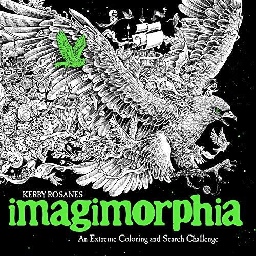 Imagimorphia por Kerby Rosanes