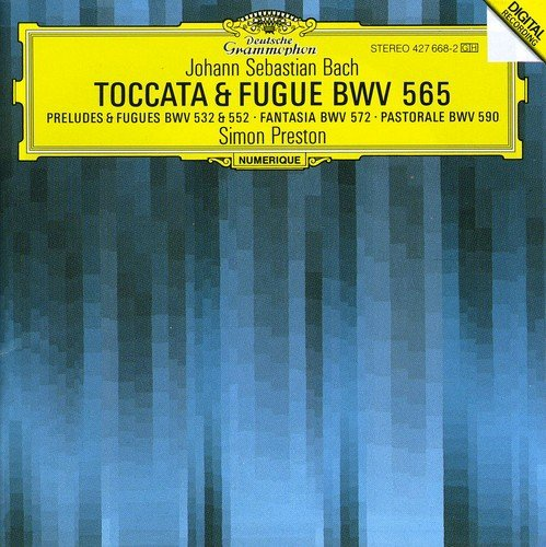 J. S. Bach: Toccata & Fugue for sale  Delivered anywhere in UK