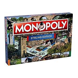Stirling Monopolio Juego de Tablero